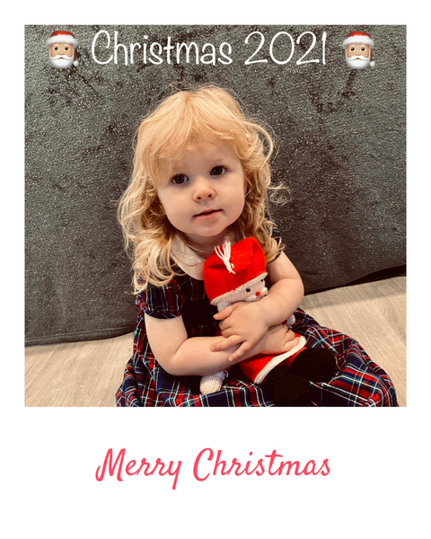 Photo Insert For Christmas Cards